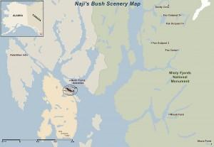 BFU North, near Ketchikan, AK, and surrounding area